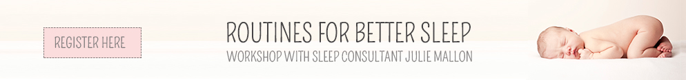 Routines for Better Sleep Workshop