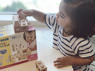 Christmas gift idea: In love with these wooden educational toys from EcoToys.ae