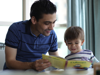 This summer, read with your kids!